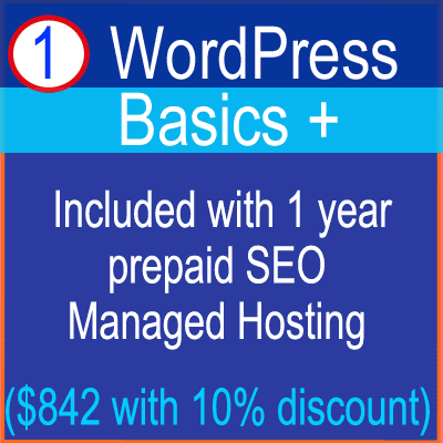 WordPress SEO Managed Hosting